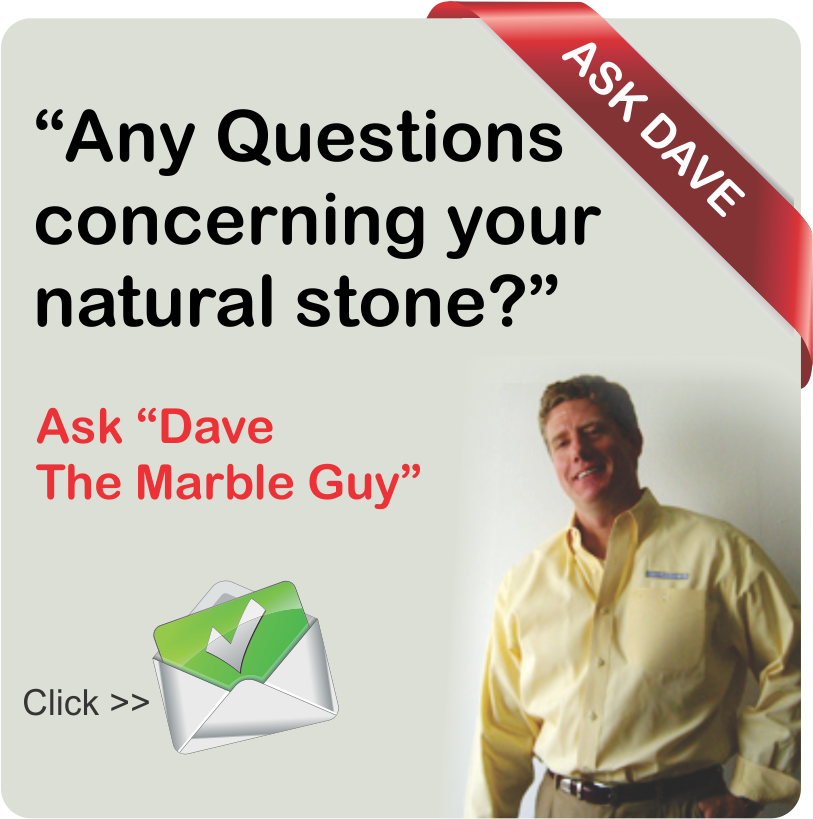 Ask Dave The Marble Guy