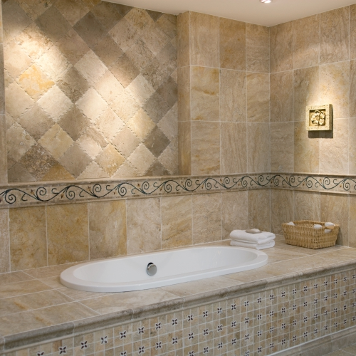Bathroom Marine Marble Polishing Tile Repair