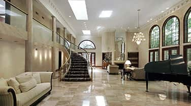 Commercial Marble Floor Maintenance